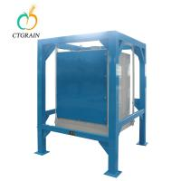 China Industry Plan Sifter Machine Grain Processing Equipment Wooden Frame on sale