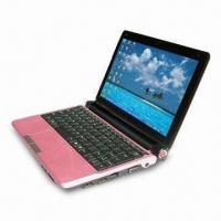 Quality 10.2-inch Laptop Computer with 1.3-megapixel Camera, 160GB Storage Capacity and 1GB DDR2 Memory for sale