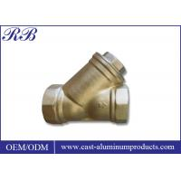 China Copper Alloy Casting Customized Service Produced According To Customer's Drawings on sale