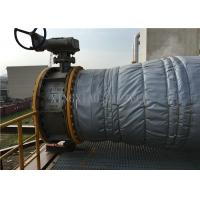 Quality Exhaust Flexible Thermal Insulation Blankets / Jackets / Covers Dismountable Fireproof for sale
