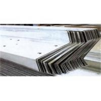 Quality Construction hot rolled Z Channel Steel , z shaped steel channel for sale