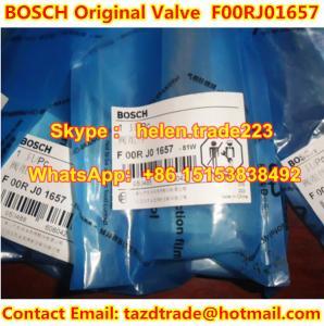 Quality BOSCH Control Valve F00RJ01657 fit 0445120078, 0445120124, 0445120247 , 0445120294 for sale