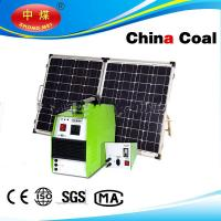 china coal pv portable solar generator,solar systerm, solar energy systerm for sale
