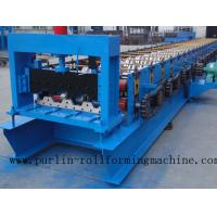 Quality Hydraulic Station For Trough Closed Lader Metal Deck Roll Former Machine Customizable for sale