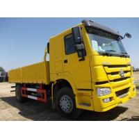 Buy cheap Low Consumption Heavy Cargo Truck ZZ1257N4647W For Logistics / Transport from wholesalers
