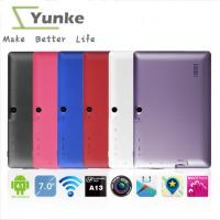 China q88 a13 mid pc tablet wifi dual camera optional Android 4.0 4GB flash on sale