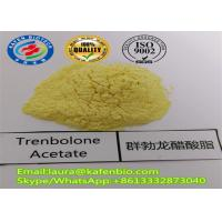 Buy cheap 99% Purity Trenbolone Steroid Hormone Powder Trenbolone Acetate / Finaplix H / Revalor H from wholesalers