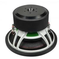 China SPL Car Speakers Triple Stacked 450oz High Energy Magnets 2 Gasket Layers on sale