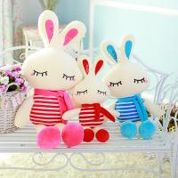 Buy cheap LOVE Rabbit plush toys Valentine's Day creative gift cartoon toys from wholesalers