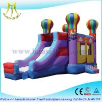 Quality Hansel China wholesale indoor and outdoor inflatable castle for kids for sale