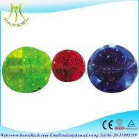Quality Hansel Clear Inflatable Water Ball For Water Pool Games for sale