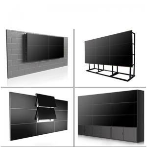 Quality LVDS RS232 700cd/m² 1920x1080 LCD Splicing Video Wall Display Panel for sale