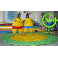 Quality Hot selling inflatable sumo wrestling suits with 24months warranty for sale