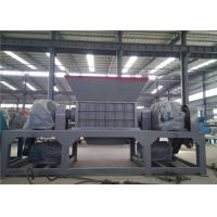 Quality Automatic Industrial Scrap Metal Shredder 5 Tons Capacity H13 Blade Material for sale