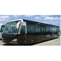 Quality Large Capacity 4 Stroke Diesel Engine Airport Shuttle Bus 5300 for sale