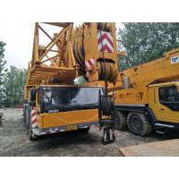 Quality Huge Capacity 220 Ton Used Crane Truck 2013 Year For Construction Site for sale