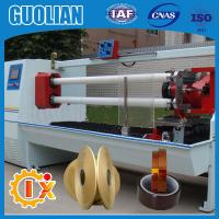 GL-702 Best Price Automatic Crepe Paper Tape Cutting Machine for sale