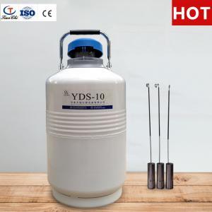 China TIANCHI 3L liquid nitrogen tank in Oman on sale