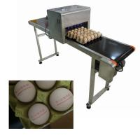 Quality Electrical Egg Industrial Inkjet Printer With 0 - 5 Mm Printing Distance for sale