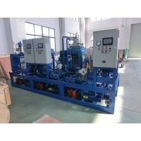 Quality Marine power plant automatic control Manual / Auto Discharge Centrifugal Oil Separator Unit for sale