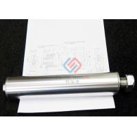 CK45 Hydraulic Piston Rod / Heating Treated Plated Printing Press Rollers for sale