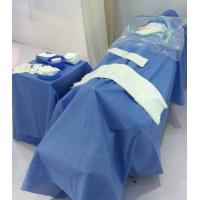 Quality hot selling disposable Surgical C-section /Laparotomy pack for hospital for sale