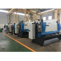 Quality Hydraulic Metal Plate Shearing Machine With Back Gauge for sale