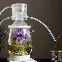 China Steam distillation equipment for herbal essential oil plant wine on sale
