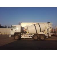 Quality 8m3 Loading Capacity Used Concrete Mixer Truck With Intelligent Wechai Engine for sale