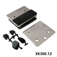Buy cheap glass to square post latch to front of post -EK300.12 from wholesalers