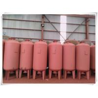 Quality Red Color Water Pump Diaphragm Pressure Tank For Water Supply System High Building for sale