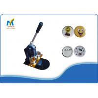 Quality Manual Round Badge Press Machine for sale