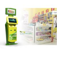 15 Led Monitor Self Service Photo Kiosk For Information Access