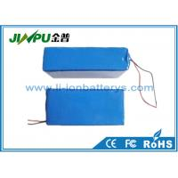 China 10Ah 12 volt Lithium ion Battery 18650 / 12v Li ion Battery Pack UN38.3 IEC62133 Approved on sale