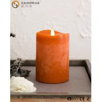 Buy Flame LED wax fall Candle of natural beauty and beautiful autumn colors at wholesale prices
