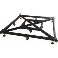 Buy 1.8m*1.8m Large Lighting Truss Accessories Black Truss Basement For Speaker at wholesale prices
