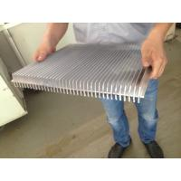 Buy 6061 T66 400MM Width Aluminum Extrusion Heat Sink CE SONCAP ISO RoHS TUV at wholesale prices
