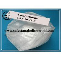 Quality CAS 70-18-8 Oral Anabolic Steroids Glutathione Strengthen the Immunologic Function for sale