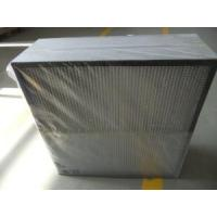 China High Quality HEPA Filter for Industrial HVAC System on sale
