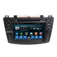 Quality Mazda 5 GPS Navigation System Camera RDS with voice guide for sale