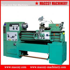 China Universal lathe machine from Maccsy Machinery on sale