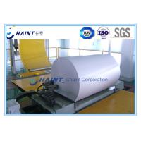 Buy Paper Plant Paper Roll Handling Conveyor , Material Handling Conveyor Systems at wholesale prices