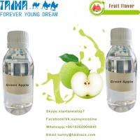 Buy High Quality USP Grade PG Based Concentrate Green Apple Flavor E-liquid at wholesale prices