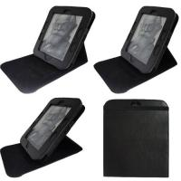 Quality color OEM Black Classic PU leather Noble Nook 2 Protective Cover Case for sale