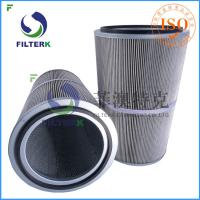 Quality Agricultural Fertilizers Large Air Filter , Washable Dust Filter Cartridge  for sale