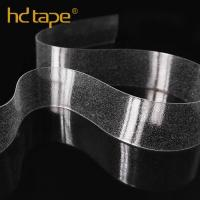 Quality soft clear elastic tape for back bra strap for sale