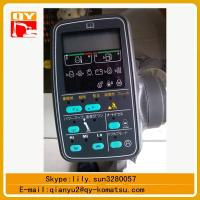 Quality komatsu excavator spare parts pc200-6 monitor sold in china for sale