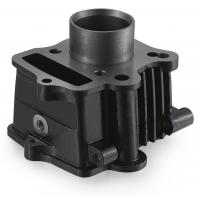 Buy DY50--50cc Black Motorcycle 4 Stroke Cylinder Air Cooled Mode , 39mm Bore at wholesale prices