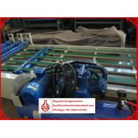 China High Forming Speed Roof Tile Making Machine with Mitsubishi Technology PLC Automatic Control on sale