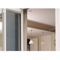 Quality Double Tempered Insulated Glass Window Non Thermal Break Aluminum Alloy Frame for sale
